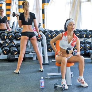 Фитнес-клубы Алтайского