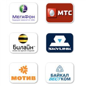 Операторы сотовой связи Алтайского