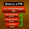 Органы власти в Алтайском